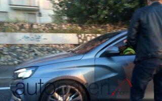Свежие фотографии Lada vesta без камуфляжа