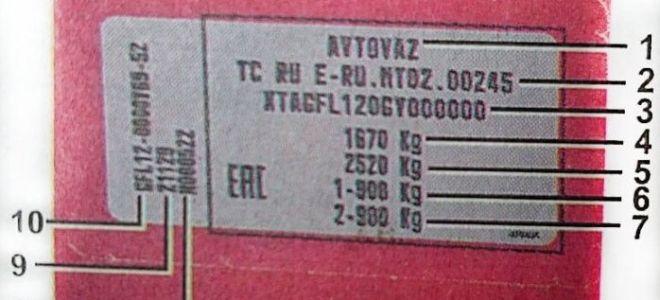 Как определить производителя механической коробки передач?