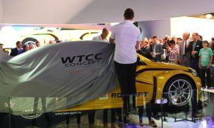 Презентация Lada Vesta WTCC на Московском автосалоне