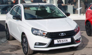 Lada Vesta Black Edition