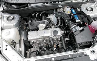 Двигатель Ваз 21116/11186 1,6л. 87л.с.